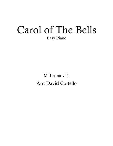 Carol of he Bells