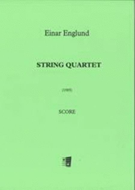 String Quartet (1985)