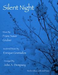 Silent Night (Trio for Oboe, Cello and Piano)