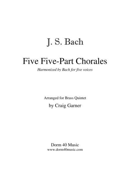 Five Five-Part Chorales
