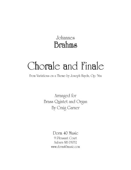 Chorale and Finale, from