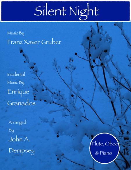 Silent Night (Trio for Flute, Oboe and Piano)