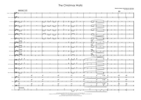 The Christmas Waltz - Vocal Duet with Big Band