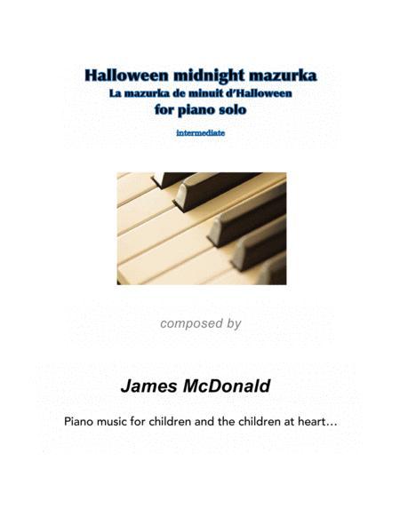 Halloween midnight mazurka