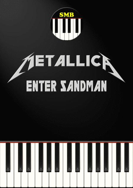 Enter Sandman (Piano)