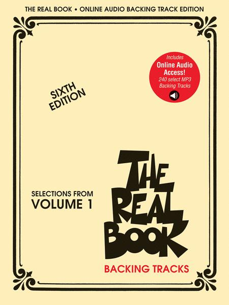 The Real Book - Selections from Volume 1 - Sixth Edition
