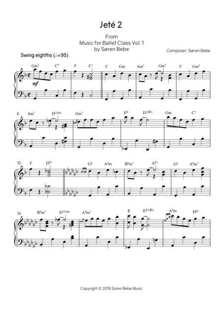 Music for Ballet Class -