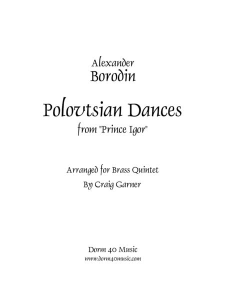 Polovtsian Dances, from