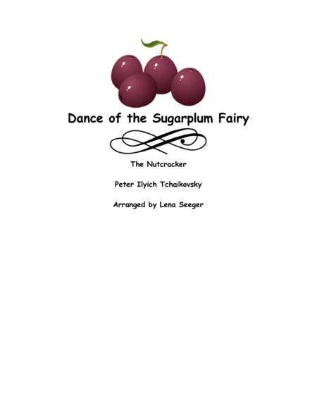 Dance of the Sugarplum Fairy (three violins and cello)