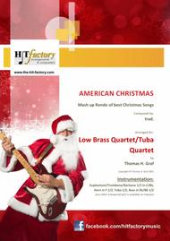 American Christmas - Mash up Rondo of best Christmas Songs - Low Brass Quartet/Tuba Quartet