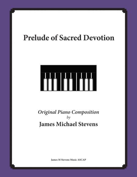 Prelude of Sacred Devotion