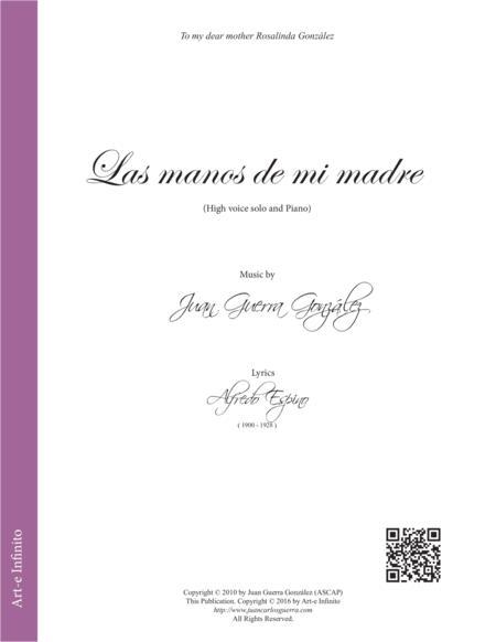 Las Manos de mi Madre (The hands of my mother)