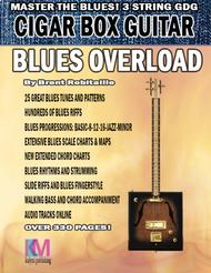 Cigar Box Guitar - Blues Overload