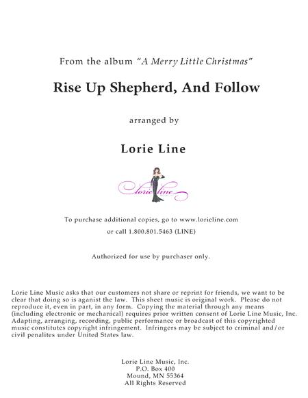 Rise Up Shepherd, And Follow (from 2016 A Merry Little Christmas)