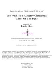 We Wish You A Merry Christmas (from 2016 A Merry Little Christmas)