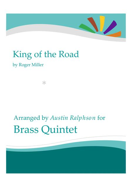King Of The Road - brass quintet