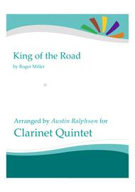 King Of The Road - clarinet quintet