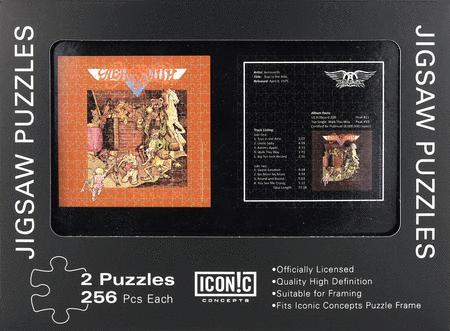 Aerosmith - Toys in the Attic Jigsaw Puzzles