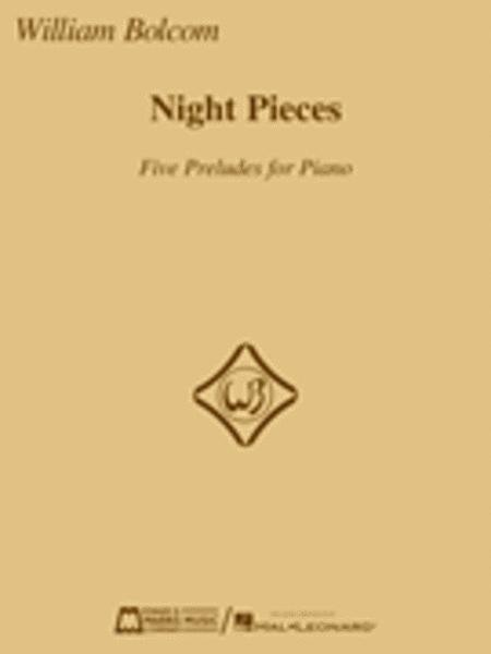 Night Pieces: Five Preludes for Piano