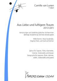 Aus Liebe Und Luftigem Traum Sheet Music By Camille Van