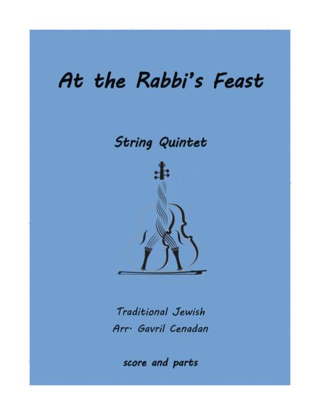 At the Rabbi's Feast