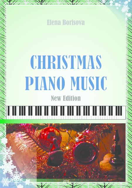 Christmas Piano Music - New Edition 2016
