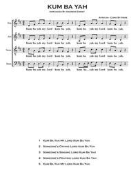 Kum Ba Yah A Cappella