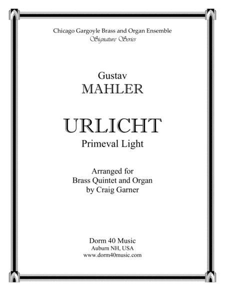 Urlicht (Primeval Light), Fourth Movement, Symphony No. 2 (Solo Horn)