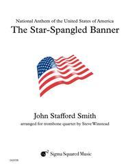 The Star-Spangled Banner for Trombone Quartet