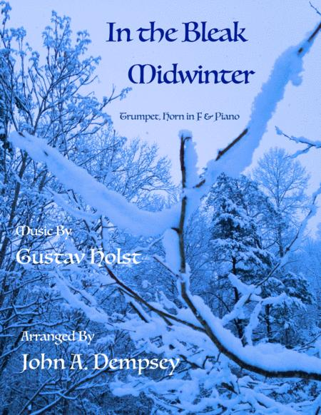 In the Bleak Midwinter (Trio for Trumpet, Horn in F and Piano)