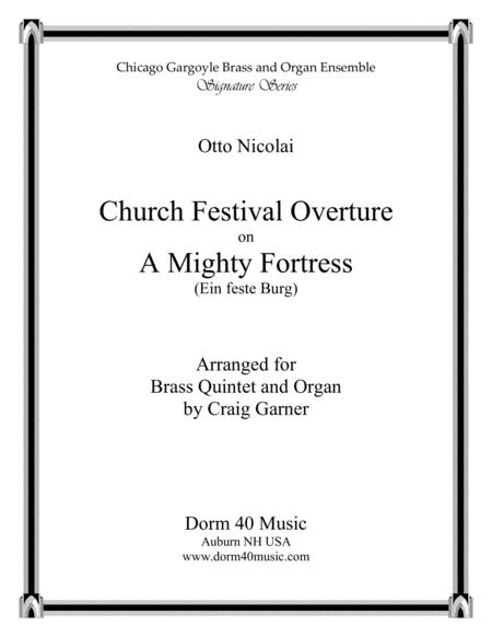 Church Festival Overture on
