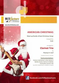 American Christmas - Mash up Rondo of best Christmas Songs - Clarinet Trio