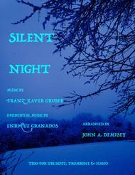Silent Night (Trio for Trumpet, Trombone and Piano)