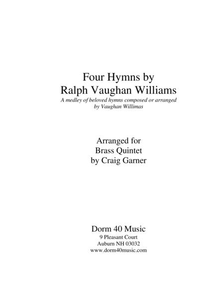 Four Hymns by Ralph Vaughan Williams