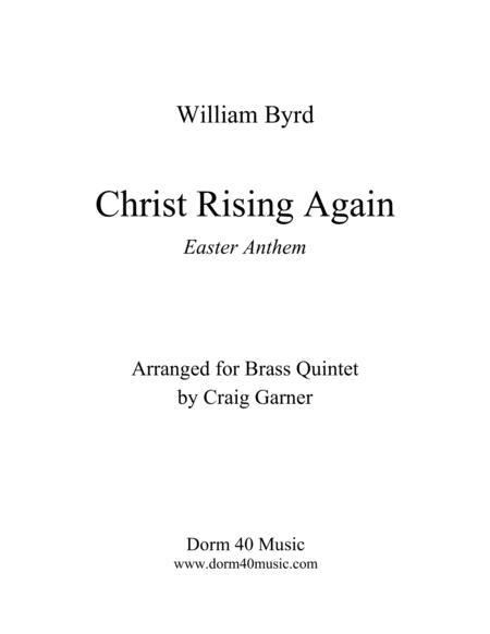 Christ Rising Again