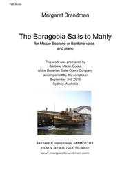The Baragoola Sails to Manly