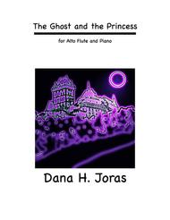 The Ghost and the Princess for alto flute and piano