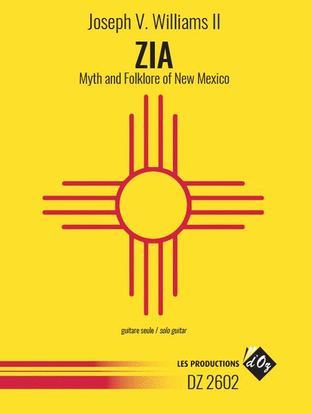 ZIA: Myth and Folklore of New Mexico