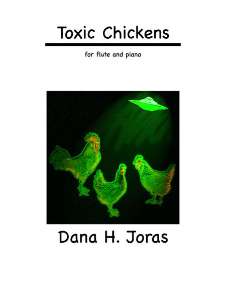 Toxic Chickens for flute and piano