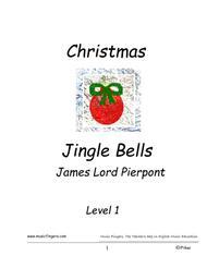 Jingle Bells. Lev. 1