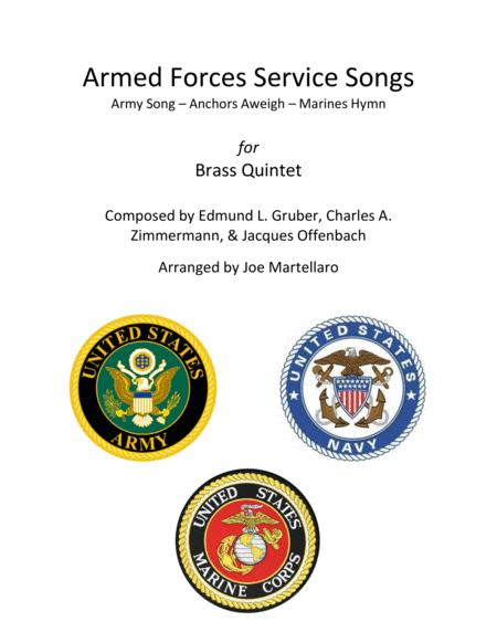 Armed Forces Service Songs