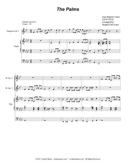 The Palms (Bb-Trumpet Duet)