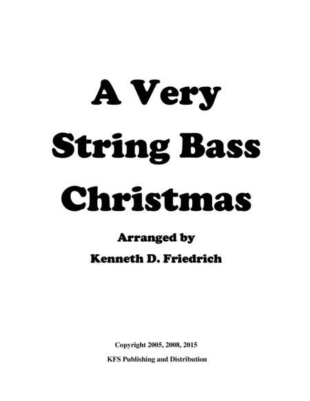 A Very String Bass Christmas