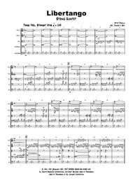 Libertango - Astor Piazolla - Tango Nuevo - String Quintet