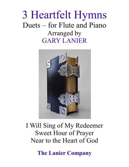 Gary Lanier: 3 Heartfelt Hymns (Duets for Flute and Piano)