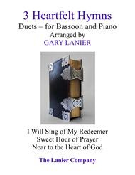 Gary Lanier: 3 Heartfelt Hymns (Duets for Bassoon and Piano)