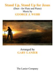 STAND UP, STAND UP FOR JESUS (Duet – Flute & Piano with Score/Part)