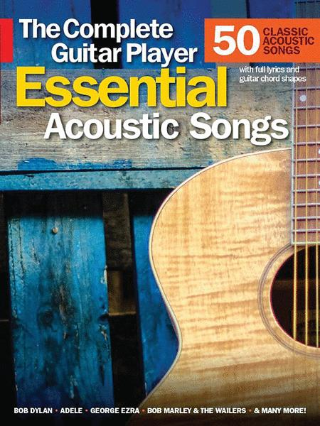 Complete Guitar Player: Essential Acoustic Songs