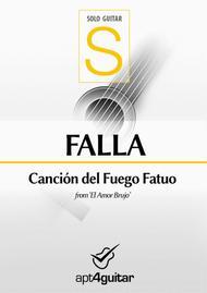 Canción del Fuego Fatuo