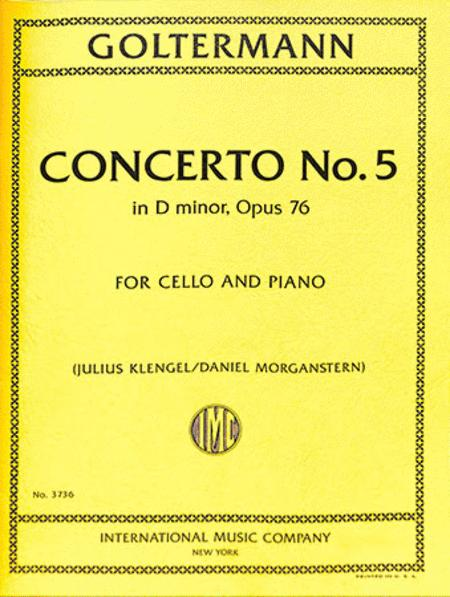Concerto No. 5 in D minor, Opus 76
